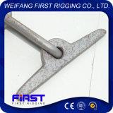 공장은 고강도 최신 복각 직류 전기를 통한 선창 사슬을 공급했다