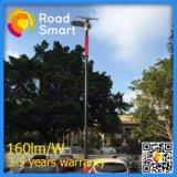 Eco-Friendly высокая эффективность освещения освещения 15W солнечная СИД общественная напольная