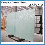 超明確なフロートガラス(建物ガラス)