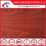 Деревянный металл печатание цвета картины Prepainted стальная катушка