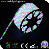 13mm 2wire imprägniern LED-flexible weiche Seil-Lichter