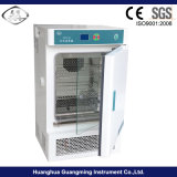 実験室によって冷やされている定温器、生化学的な定温器、BODの定温器、冷却の定温器
