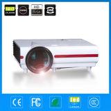 Alto video proiettore del teatro domestico di luminosità HDMI di alta qualità