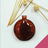 Hot Sale Round Aroma Reed Diffuser Bouteille en verre