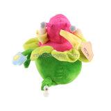 아기를 위한 전기 음악을%s 가진 주문 아름다운 연약한 견면 벨벳 인형 장난감