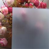 Vendita calda di plastica glassata scheda acrilica acrilica glassata dello strato