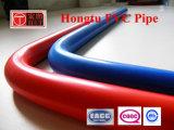 De50*2mm 빨간 PVC 전기 관