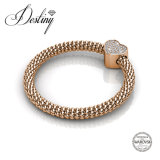 Het Kristal van de Juwelen van het lot van Mooie Armband Swarovski