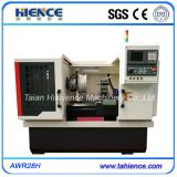 Máquina barata del torno del CNC de la reparación de la rueda de la aleación del precio de la venta caliente 2017