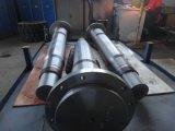 Asta cilindrica lavorante di CNC dell'acciaio di Crmo con la flangia per il macchinario di CNC