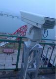 Biスペクトルの火災報知器熱PTZの保安用カメラ