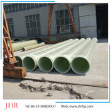 Tubo de agua del tubo del enrollamiento del filamento de la fibra de vidrio de FRP