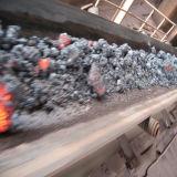 石炭火力のプラントのための高温熱抵抗のコンベヤーベルト