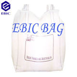 4 Cross Corner LoopsのFIBC Jumbo Big Bag