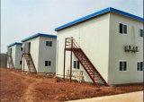 Facile montare la Camera residenziale chiara prefabbricata della struttura d'acciaio (KXD-pH27)