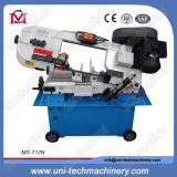 Venda horizontal que asierra la máquina para corte de metales (BS-712N)