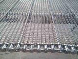 Fabrik-Hauptleitungs-Produkte! Hochwertiger China-Teflonineinander greifen-Bandförderer, der vom China-Hersteller aus dem Programm nimmt