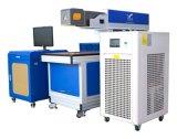 Máquina da marcação do laser da mosca do CO2 para a tâmara e o número de série da marcação
