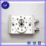 Cilindro giratório pneumático do cilindro ativo dobro da tabela giratória