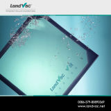 Glace à faible teneur en carbone et environnementale de Landvac de vide