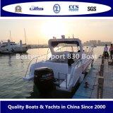 Boot des Bestyear Sport-830 für Vergnügen