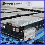 Paquet de cellules de batterie au lithium de la haute performance 3.7V pour le bus /BMS/ de véhicule électrique toute capacité /Size de tension facultatif