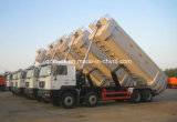 U-Form SHACMAN 8X4 Kipper-LKW