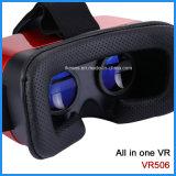 I vetri personali tutti di Vr 3D in uno vedono i giochi del gioco di film