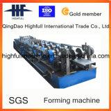 Máquina de formação de aço de C com condução da caixa de engrenagens