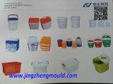 Moule en plastique pour contenants en PP