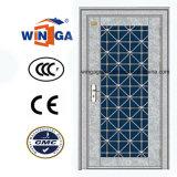 銀製国外安全保証の金属のドア(W-GH-30)カラー304ステンレス鋼