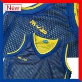 Das mulheres reversíveis baratas do Sublimation da faculdade uniforme Jersey do basquetebol