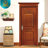 Stanza interna Wood Door con Simple Carving (DS-8001)