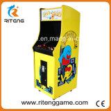 PACの人のゲームが付いている硬貨によって作動させるアーケードのビデオゲームのアーケードのキャビネット