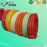 PVC Suction Hose para Conveying Powders ou Water em Agriculture