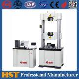 熱いコンピュータ表示油圧ユニバーサル曲がる圧縮の抗張試験装置
