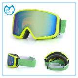 Lunettes de sûreté sportives polarisées par lentille de PC pour le ski