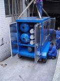 Matériel de filtration de pétrole de transformateur de vide poussé de China Mobile