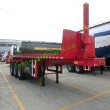 De Aanhangwagen van de Stortplaats van de Container van de Fabriek van de Aanhangwagen van Tongya