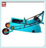 De tractor zette de Maaimachine van de MiniAardappel/van de Bataat voor het Gebruik van het Landbouwbedrijf op