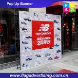 250g a tricoté le stand en aluminium portatif de contexte de mariage de tissu