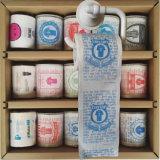 広告ジャンボロールの習慣はトイレットペーパーの広告の洗面所のワイプを印刷した