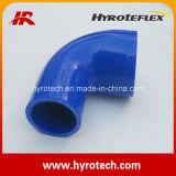 Tuyau de coude de silicone de réducteur de 90 degrés/tuyau des véhicules à moteur de silicone