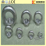 Boulon d'oeil du matériel DIN580 de calage de constructeur et noix chinois de l'oeil DIN582