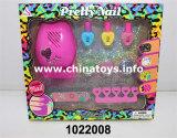 Populäres Mädchen-Plastikspielwaren-Schönheit eingestellt (1022008)