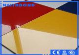 Comitato di parete composito di alluminio con il rivestimento di PVDF per il palazzo di Buidling