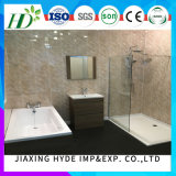 8*250mm glattes Weiß Belüftung-Panel und Wand-Dekoration-Panel hergestellt in China
