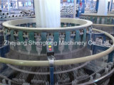 Telar circular de la máquina de seis o cuatro lanzaderas para el bolso del arroz (SL-SBY6/750)
