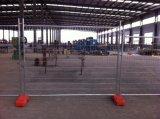 Australie du sud panneaux provisoires de frontière de sécurité de 2.1m x de 2.4m