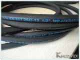 Boyau en caoutchouc hydraulique SAE100 R16/R17